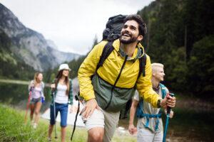 les campings en famille ou entre amis